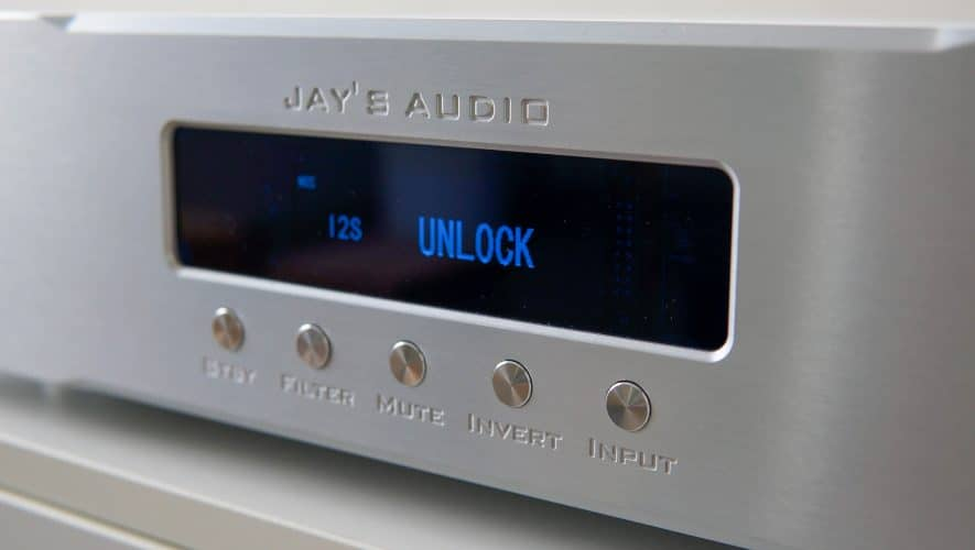 Jays Audio CDT-2 - DAC-2