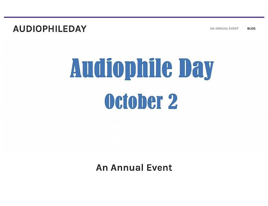 Audiophile Day